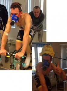 VO2max Testen Team LottoNL-Jumbo