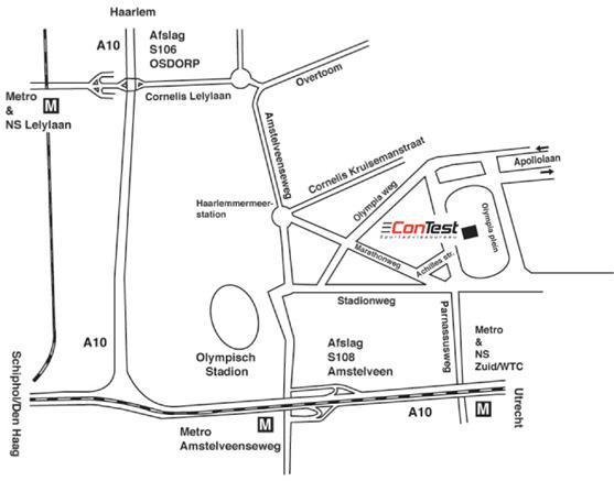 Route ConTest