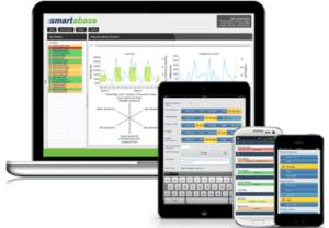 Smartabase: app & webapplicatie